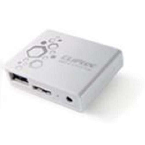 CLIPTEC Velocity USB 3.0 [RZH323] - White - Cable / Connector USB